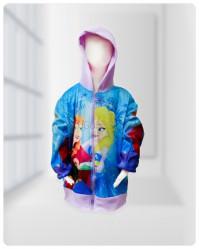 เสื้อแจ็คเก็ตการ์ตูน-JK1001