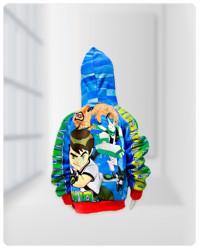 เสื้อแจ็คเก็ตการ์ตูน-JK1008