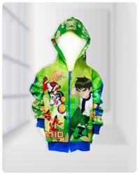 เสื้อแจ็คเก็ตการ์ตูน-JK1010